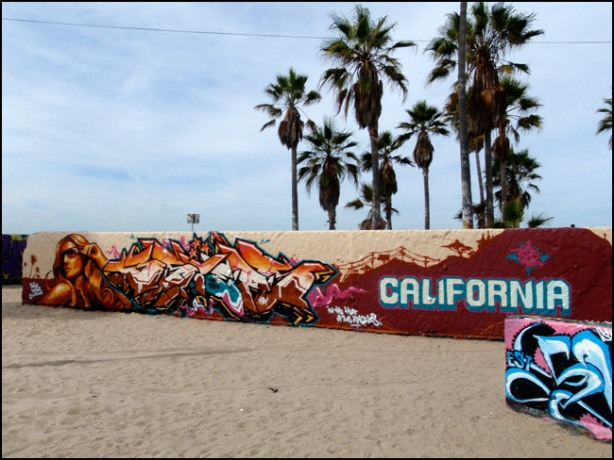 California: Venice Art Walls